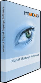 Digital Signage Software meovis V4