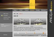 ARCQU DESIGN Website