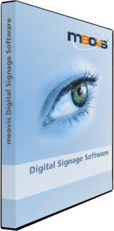 meovis Digital Signage Software